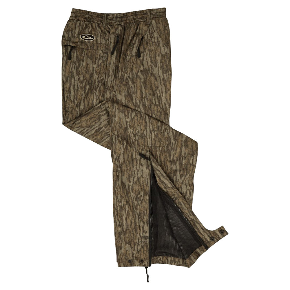 DRAKE EST Waterproof Over Mossy Oak Bottomland Pant (DW1400-006)