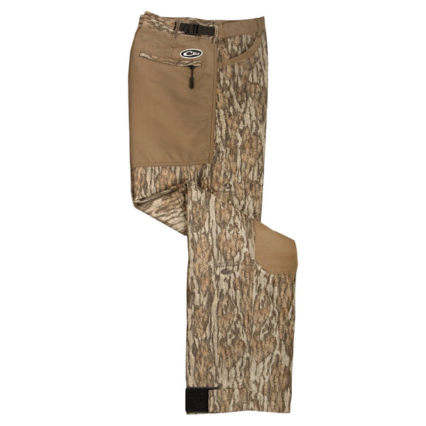 DRAKE MST Jean Cut Under Wader 2.0 Mossy Oak Bottomland Pant (DW1582-006)