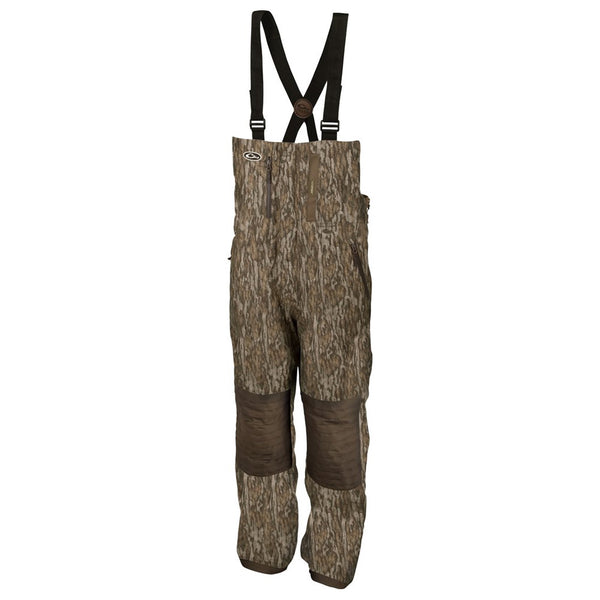 DRAKE Guardian Flex Insulated Mossy Oak Bottomland Bib (DW7200-006)