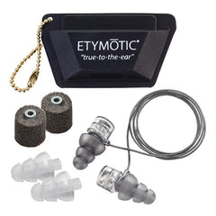ETYMOTIC RESEARCH ER20 XS Universal High-Fidelity Earplugs In Clamshell (ER20XS-UF-C)