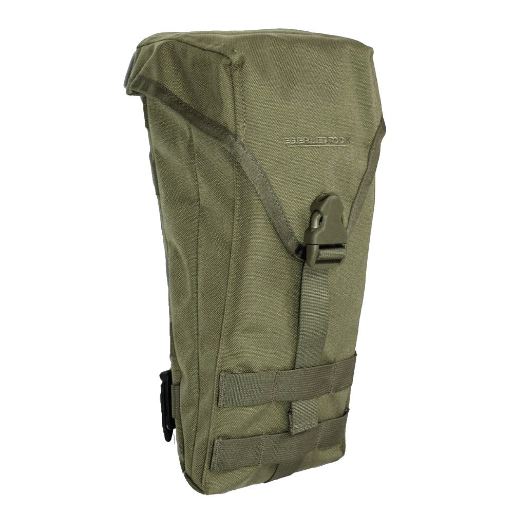 EBERLESTOCK Military Green Saddle Bag (A3SBMJ)