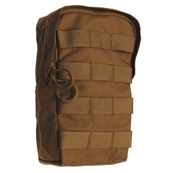 EBERLESTOCK 2L Std Coyote Brown Pouch (AN2PMC)