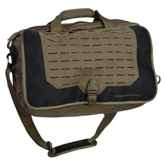 EBERLESTOCK B1ME Combat Office Dry Earth Briefcase
