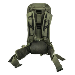 EBERLESTOCK F1MJ Mainframe Military Green Backpack