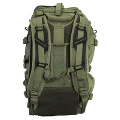 EBERLESTOCK F2MJ Transformer Military Green Backpack