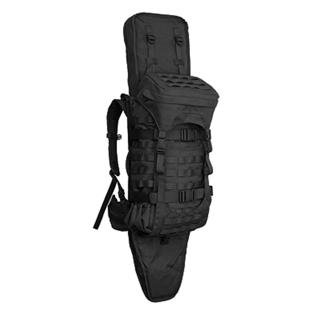 EBERLESTOCK Gunslinger II Black Backpack (G2MB)