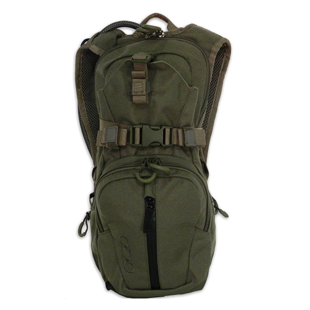 EBERLESTOCK Mini Me Hydro Military Green Backpack (H1MJ)
