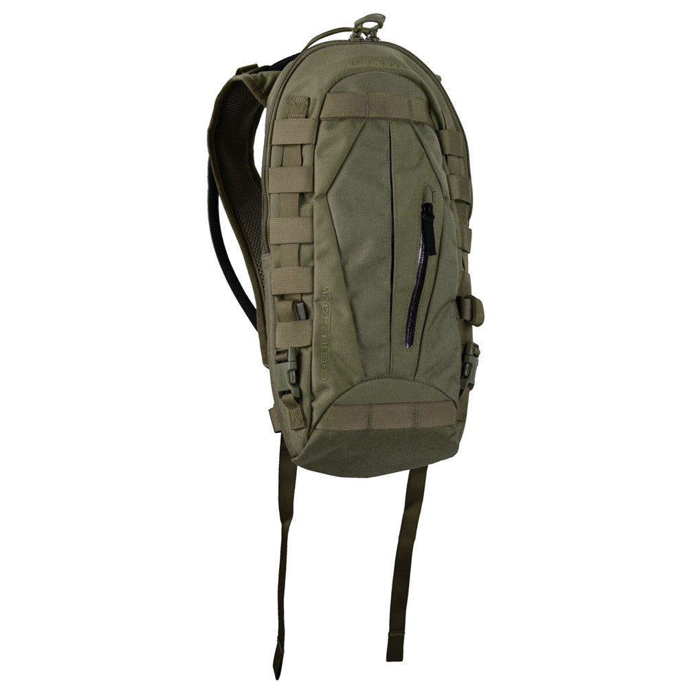 EBERLESTOCK H7MJ Dagger Hydro Military Green Backpack