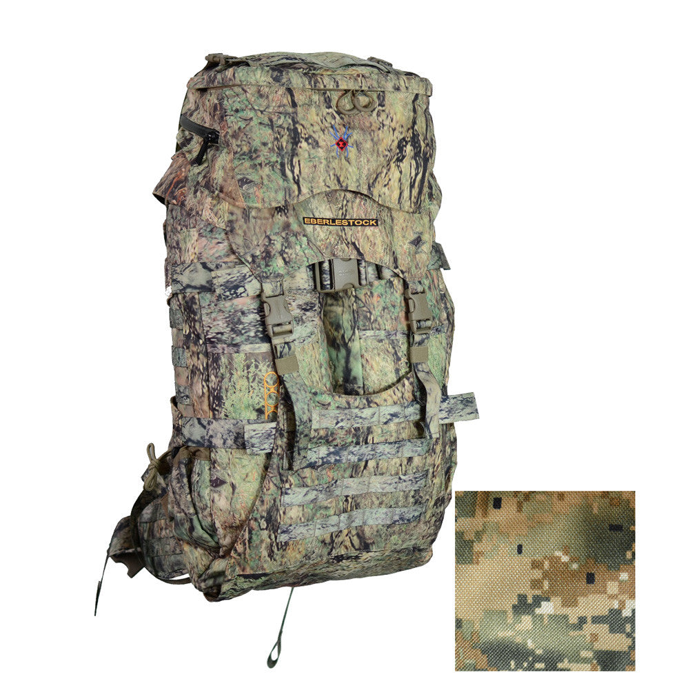 EBERLESTOCK Blue Widow UNICAM Dry Aramid Pack (JP9UD)
