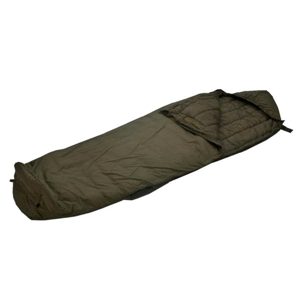 EBERLESTOCK G-loft Dark Earth Ultralight Sleeping Bag (SU18)