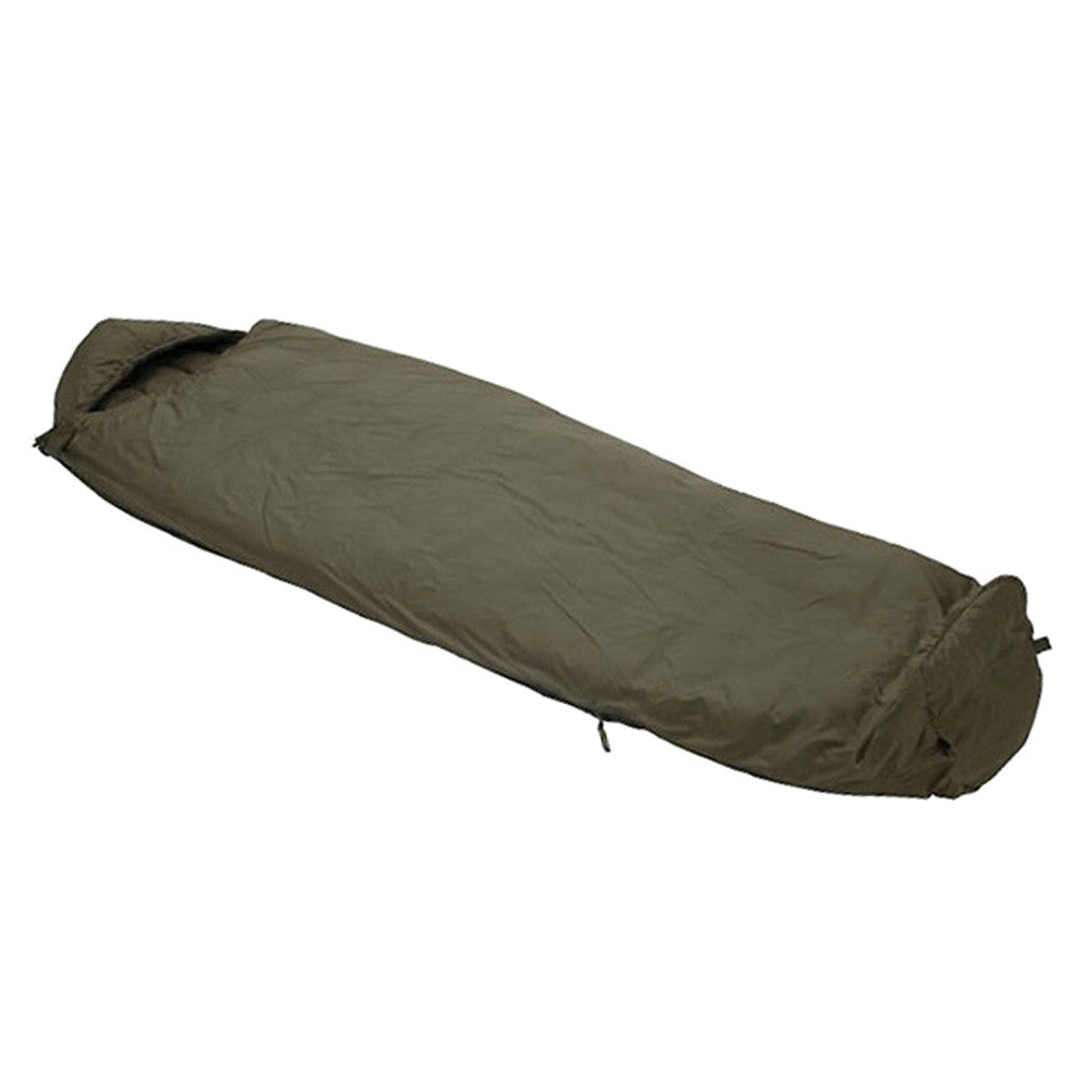 EBERLESTOCK SU20 G-loft Dark Earth Ultralight Long Sleeping Bag