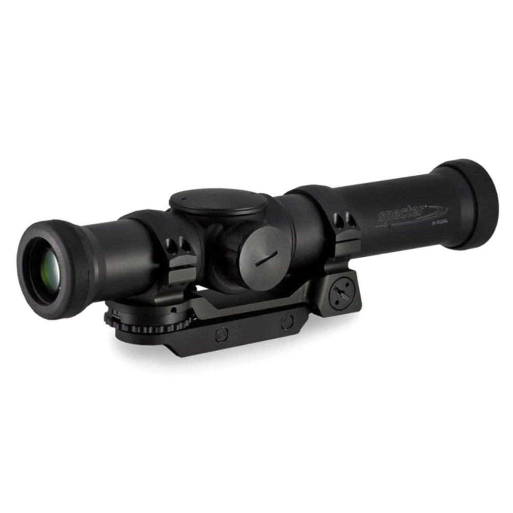 ELCAN Specter TR 139 Tri FOV 7.62 Ballistic Reticle Scope (TFOV139-C2)