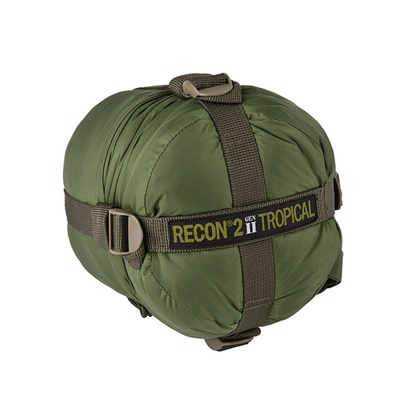 ELITE SURVIVAL SYSTEMS Recon 2 Olive Drab Sleeping Bag (RECON2-OD)