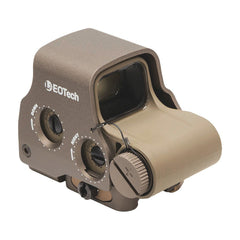 EOTECH EXP S3 Two 1 MOA Dots with 68 MOA Ring Night Vision Compatible Holographic Sight (EXPS3-2TAN)