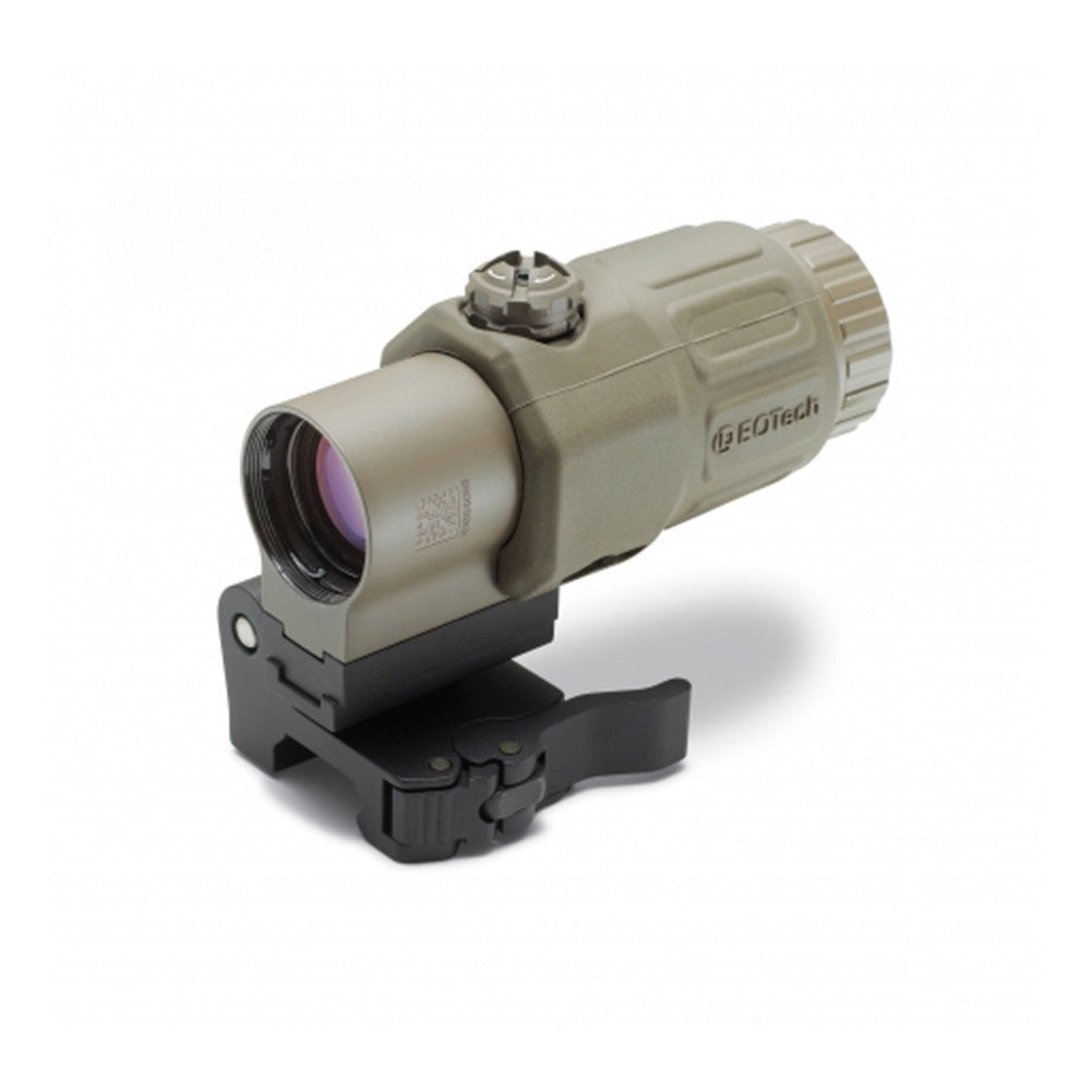 EOTECH G33 Sight Magnifier with STS Mount (G33STS.TAN)