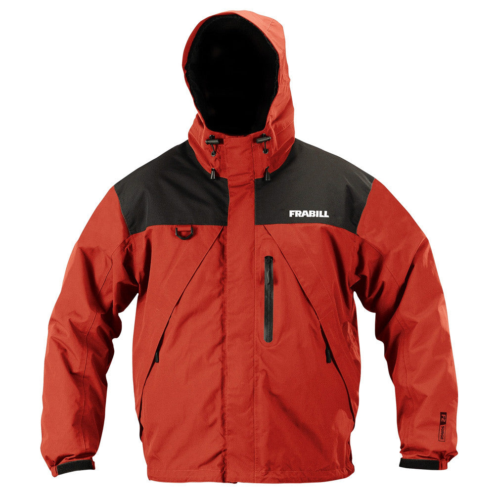 FRABILL 22000 F2 Surge Red Rain Jacket