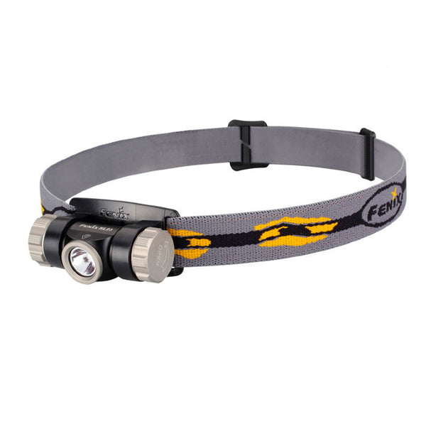 FENIX HL23 150 Lumens Cadet Grey LED Headlamp (FX-HL23GR)