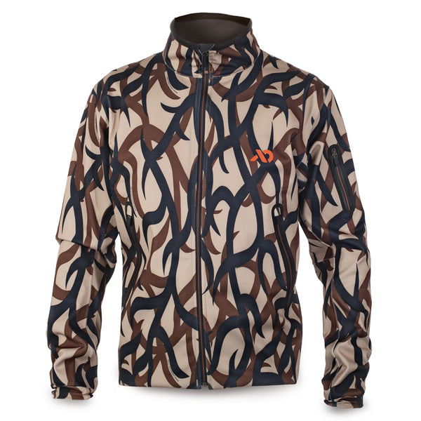 FIRST LITE North Branch Soft Shell ASAT Jacket (MONBJAS)