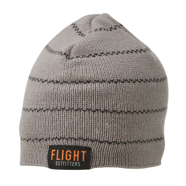 FLIGHT OUTFITTERS Backwoods Grey Beanie (FO-WH100-GY)