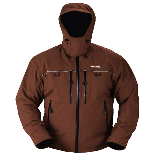 FRABILL FXE Stormsuit Brown Jacket (714)