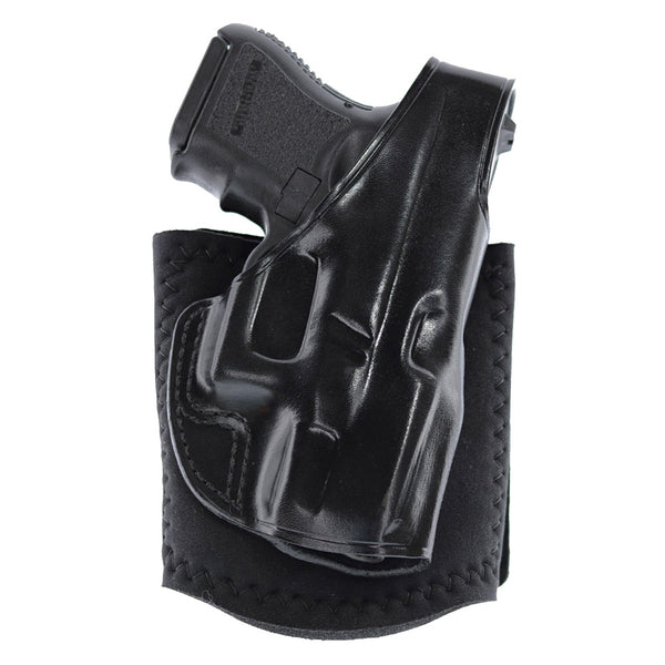 GALCO Ankle Glove Walther Ppk RH Black Holster (AG204B)