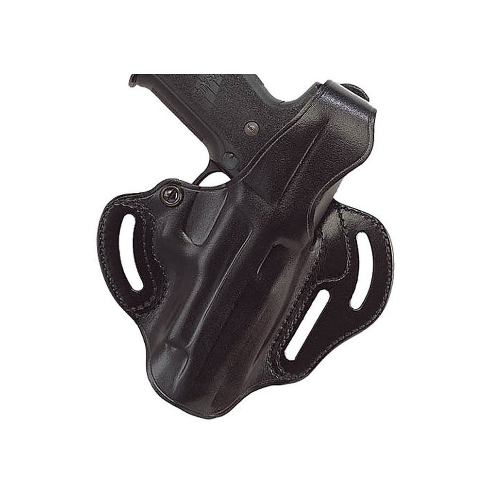 GALCO AG250B Ankle Glove Sig Sauer P229 with Rail Right Hand Black Ankle Holster