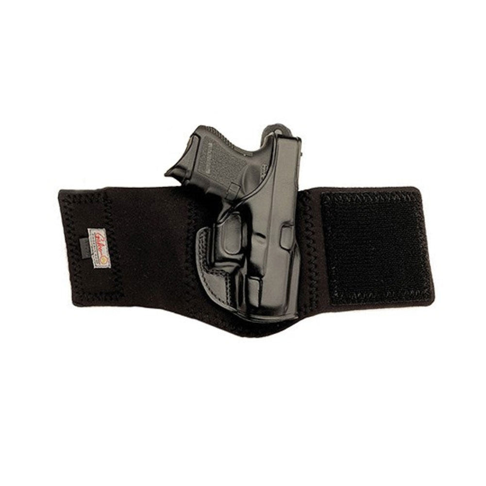 GALCO Ankle Glove Kahr P9,40,PM9 Right Hand Leather Ankle Holster (AG290)