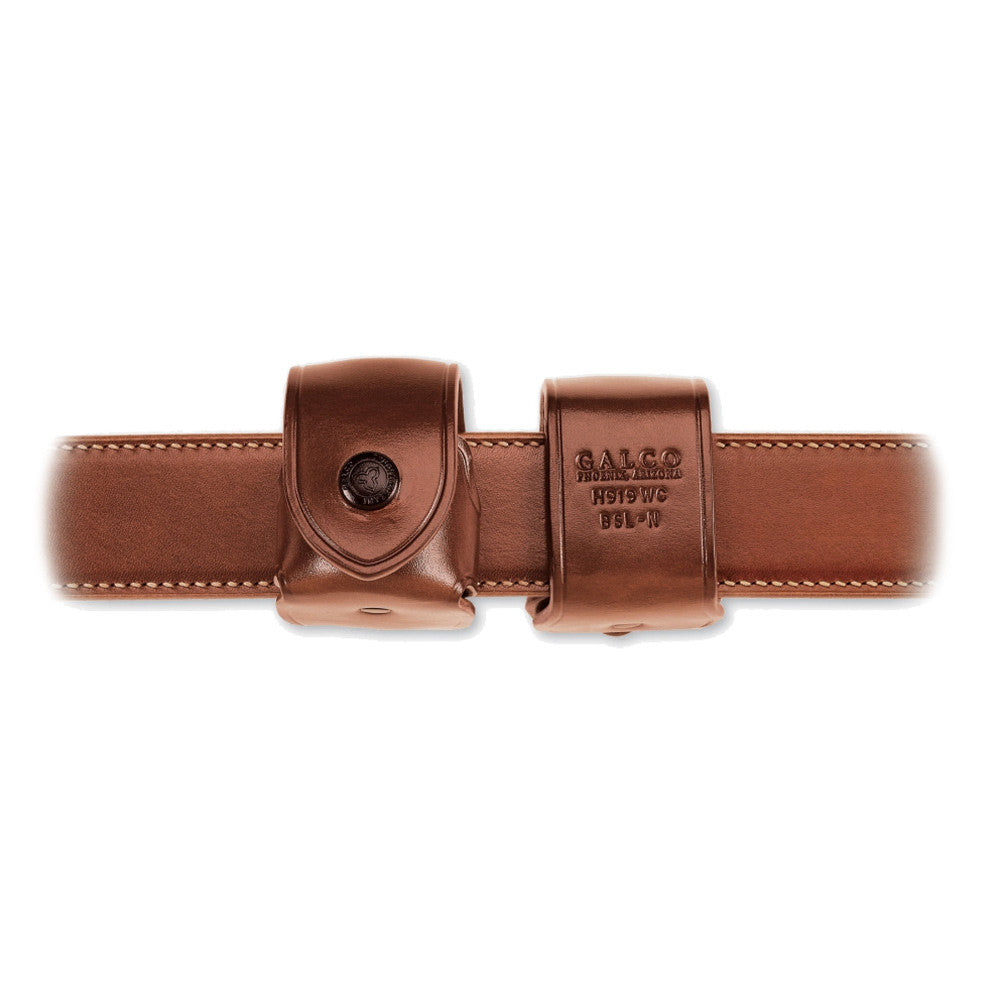 GALCO BSL-L Belt Speedloader Ruger GP100 Ambi Tan Carrier