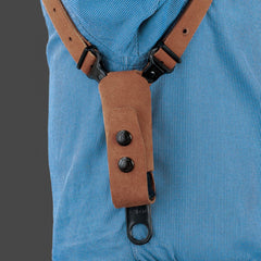 GALCO Classic Lite S&W J Frame Right Hand Leather Shoulder Holster (CL160)