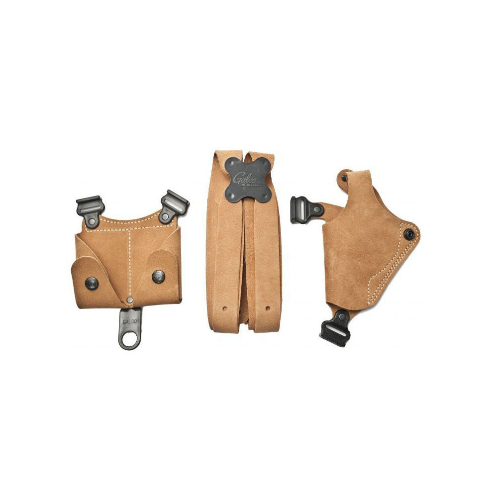 GALCO CL291 Classic Lite Kahr K40 Left Hand Leather Shoulder Holster