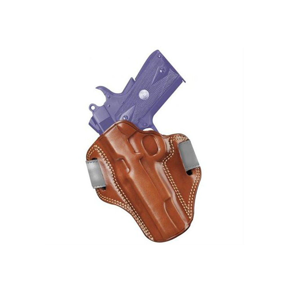 GALCO Combat Master Colt 5in 1911 Left Hand Leather Belt Holster (CM213)