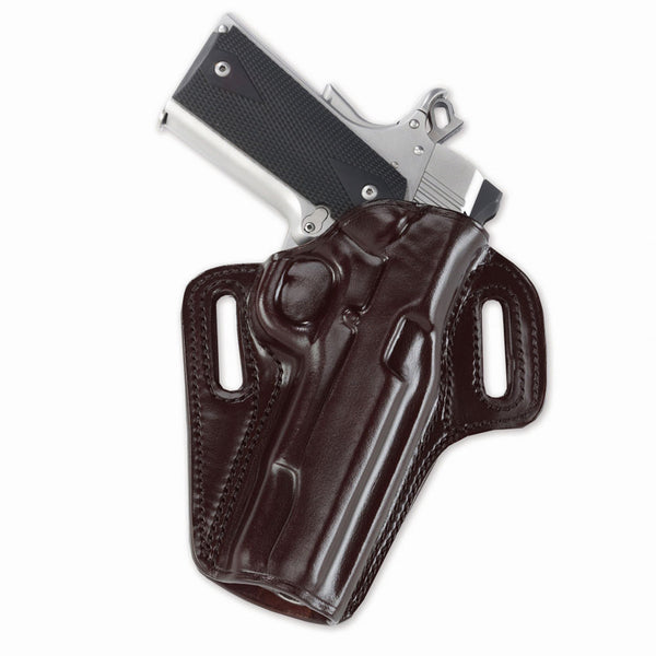 GALCO CON266H Concealable Kimber 4in 1911 Right Hand Leather Belt Holster