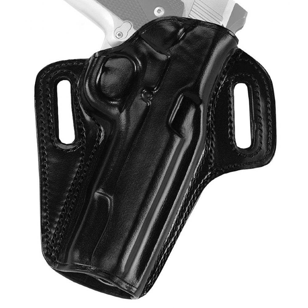 GALCO Concealable H&K USP 45 Right Hand Leather Belt Holster (CON292B)