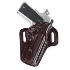 GALCO Concealable H&K USP 45 Right Hand Leather Belt Holster (CON292H)