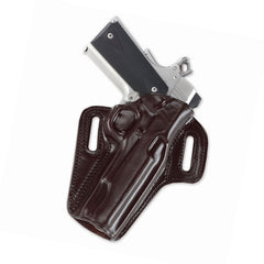 GALCO Concealable Kimber 3in 1911 Right Hand Leather Belt Holster (CON424H)