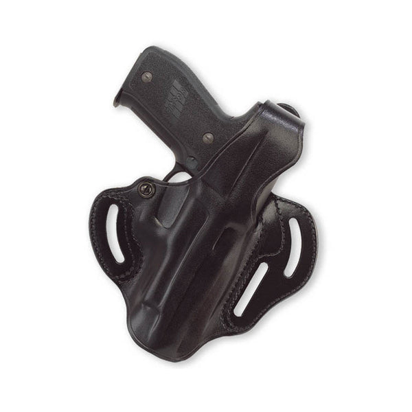 GALCO CTS472B COP S&W M&P 9,40 3 Slot Right Hand Leather Belt Holster