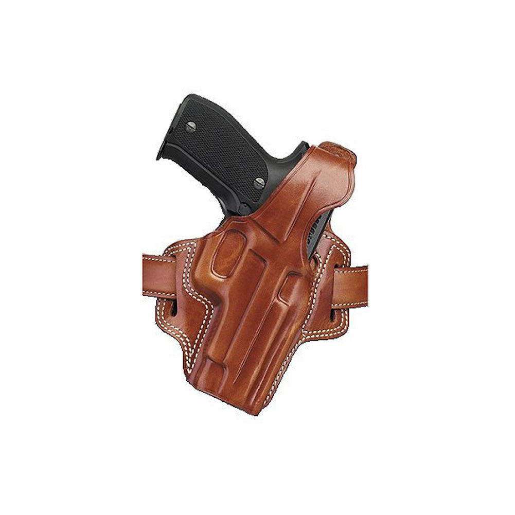 GALCO Fletch S&W L Frame High Ride Right Hand Leather Belt Holster ...