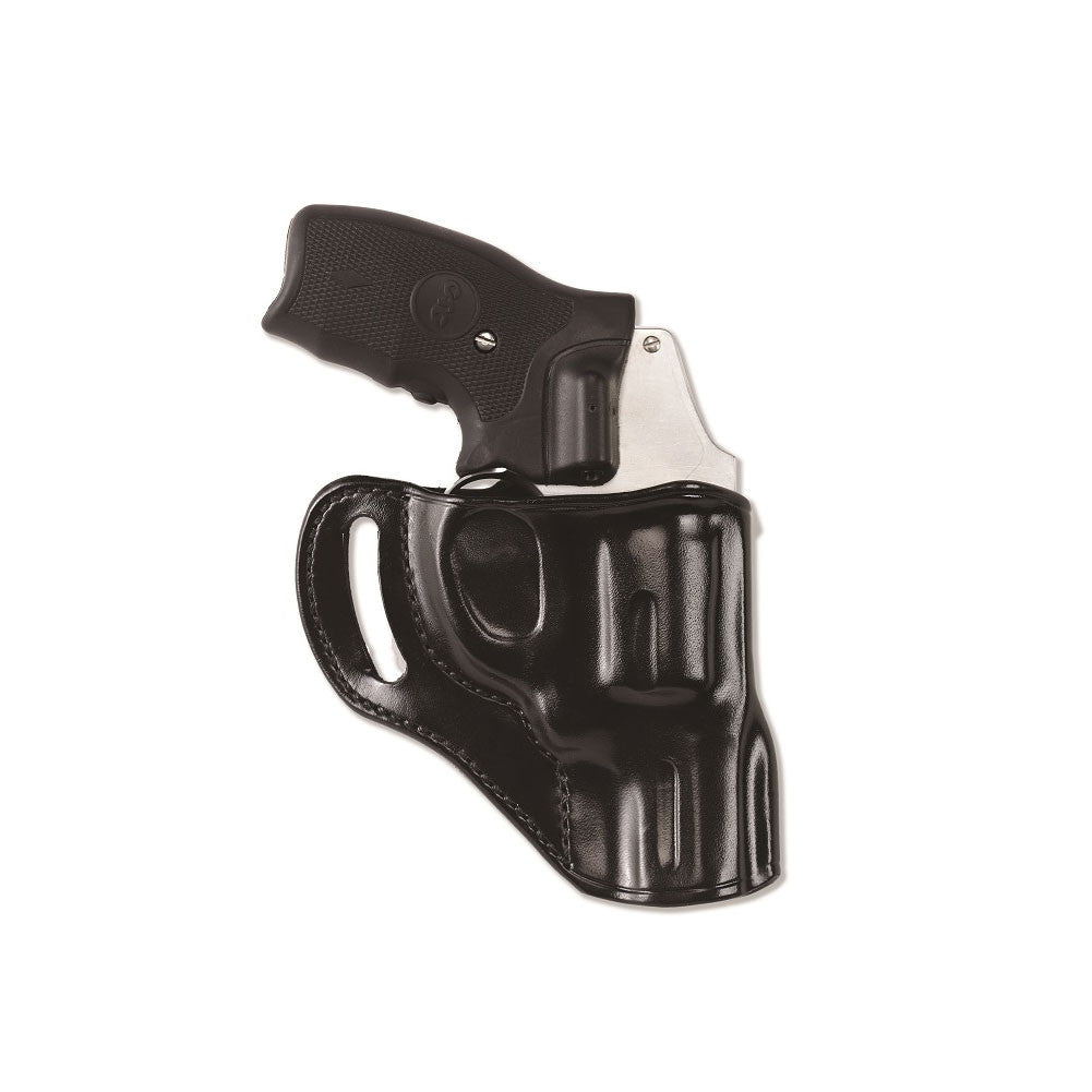 GALCO Hornet Ruger SP101 Right Hand Leather Belt Holster (HT118B)