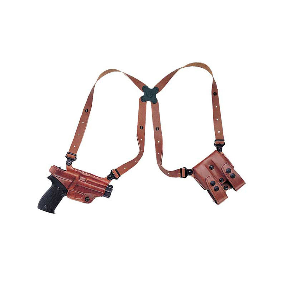 GALCO Miami Classic Sig Sauer P220,P226 Right Hand Leather Shoulder Holster (MC248)