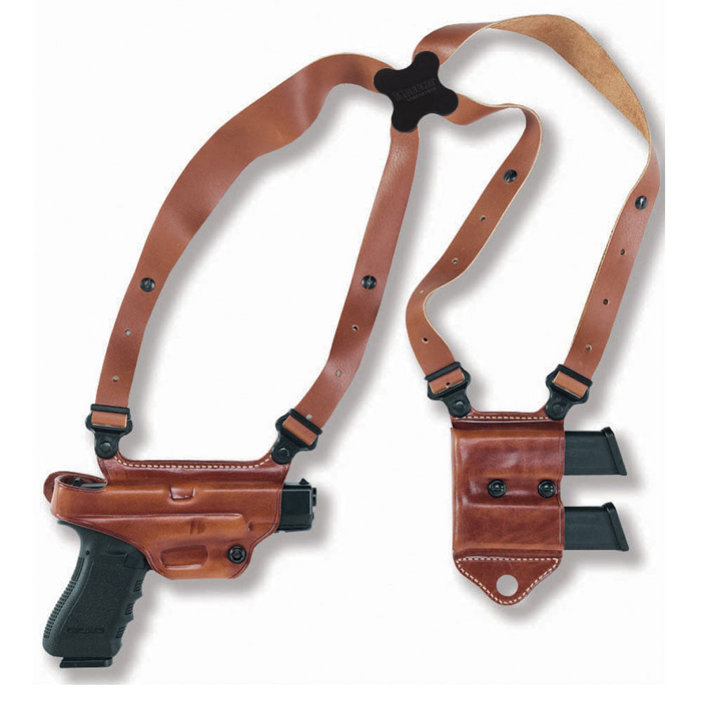 GALCO Miami Classic II Glock 21 Right Hand Leather Shoulder Holster (MCII228)