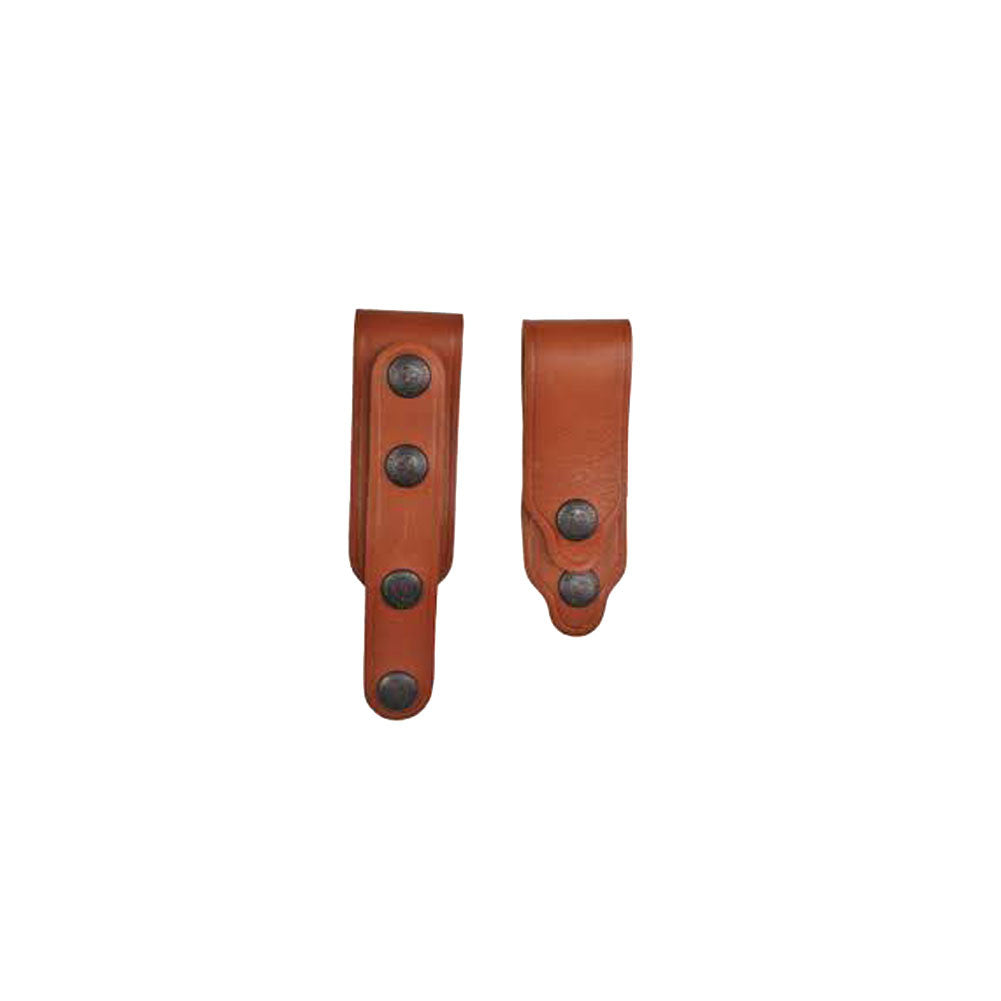 GALCO Miami Classic Tan Tie Down Set (MCTD)