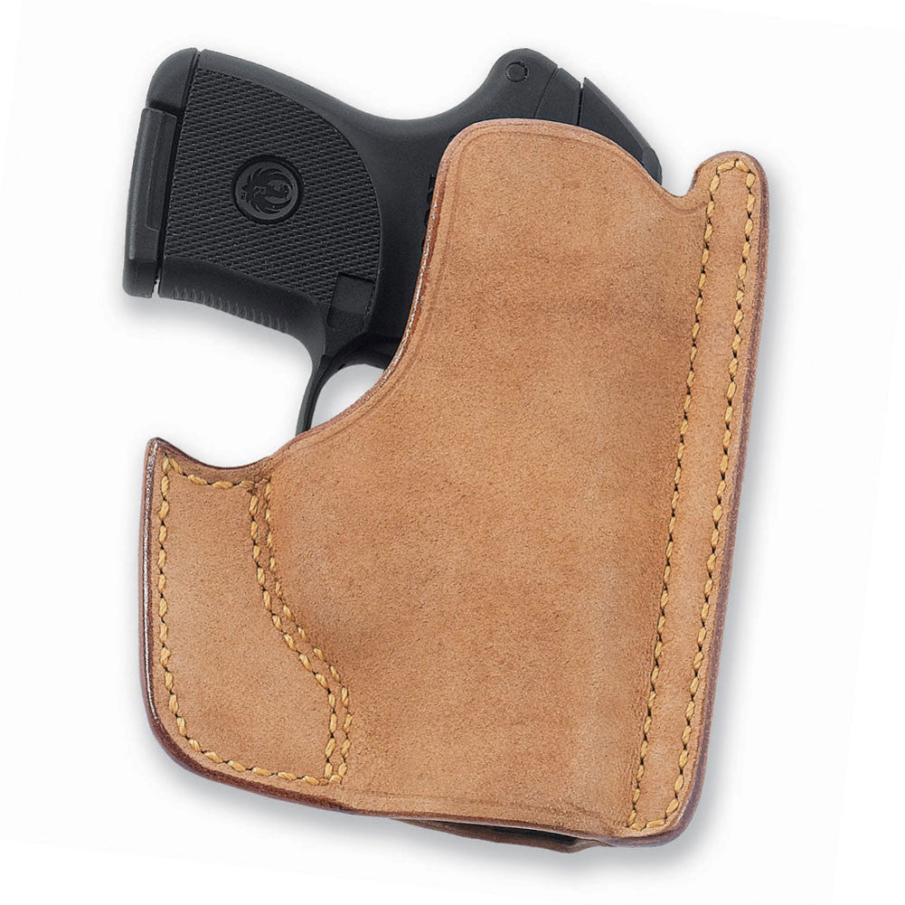 GALCO Front Pocket Ruger LCP Ambidextrous Horsehide,Leather Pocket Holster (PH436)