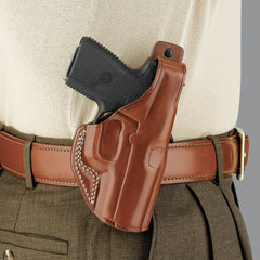 GALCO P.L.E. Sig Sauer P226 Right Hand Leather Paddle Holster (PLE248)