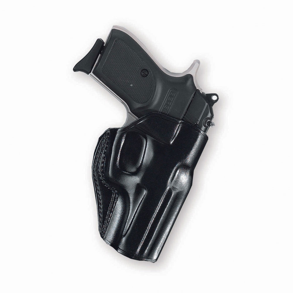 GALCO Stinger S&W M&P Shield 9,40 Right Hand Leather Belt Holster (SG652B)