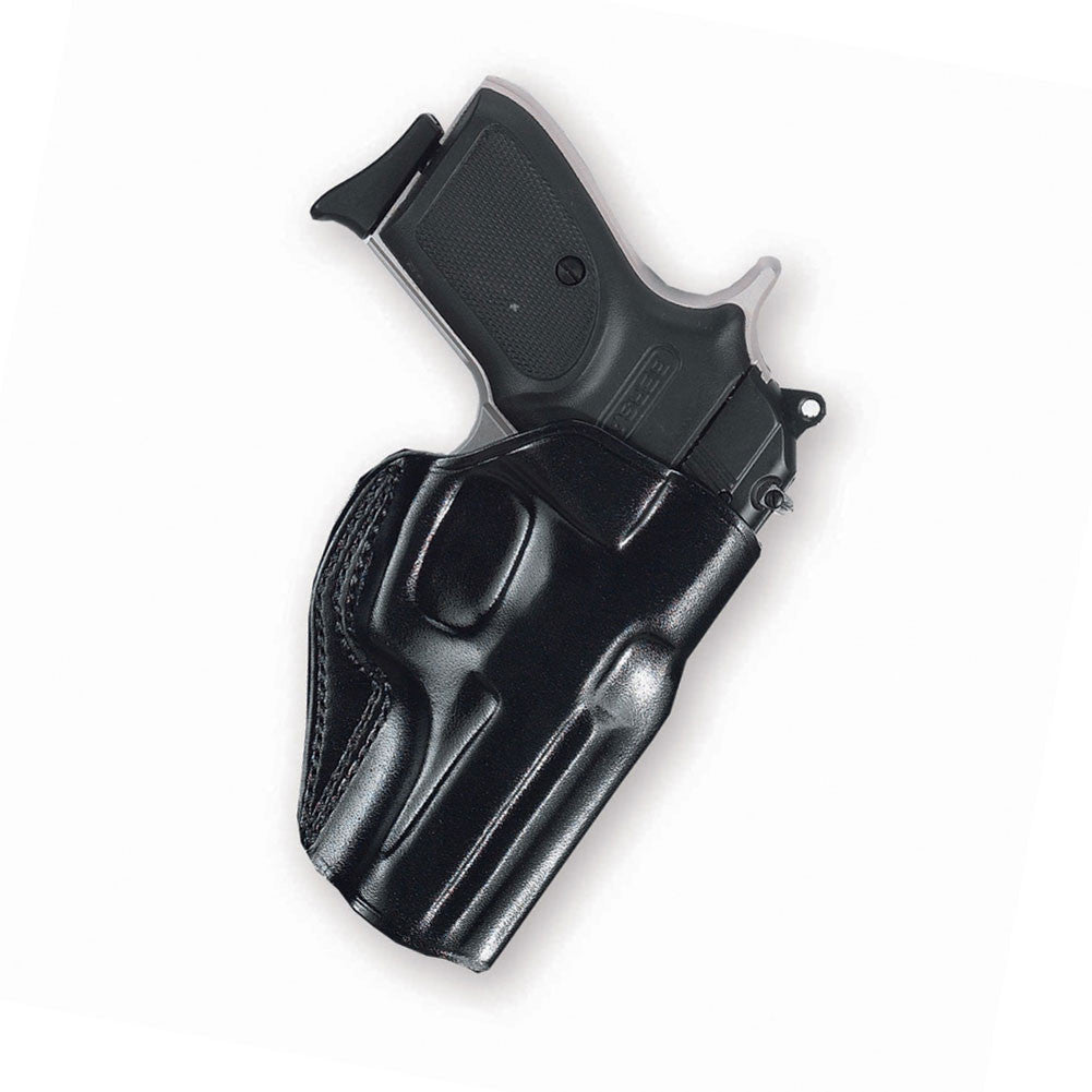 GALCO Stinger Ruger LCP with LaserMax Laser Right Hand Leather Belt Holster (SG686B)