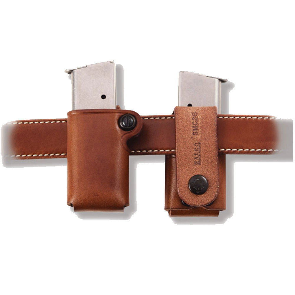 GALCO SMC Beretta 92F,FS Tan Single Mag Holster (SMC22)