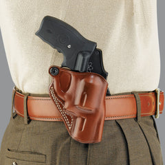 GALCO Speed Kimber 5in 1911 Right Hand Leather Paddle Holster (SPD212)