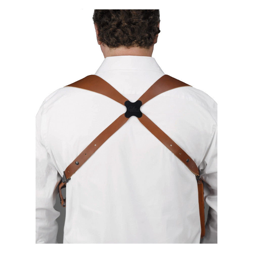GALCO SSH Shoulder Systems Leather Tan Harness (SSH)