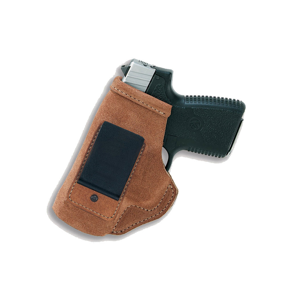 GALCO STO287 Stow-N-Go Glock 26,27,33 Left Hand Leather IWB Holster