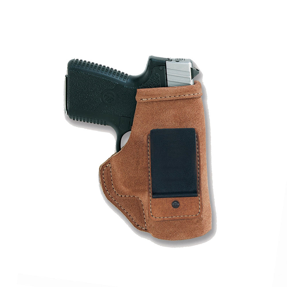 GALCO Stow-N-Go Ruger LCP with CTC Laserguard Right Hand Leather IWB Holster (STO486)